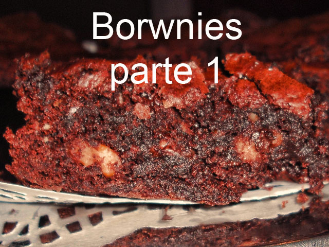 Brownies Parte 1